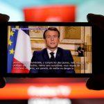 Frankrijk deelt ruim 4000 boetes uit om Coronavirus
