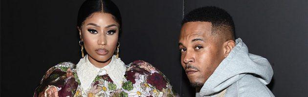 Nicki Minaj op nieuwe track 6ix9ine?