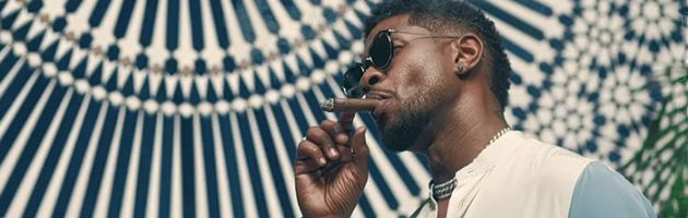 Usher laat teaser zien voor nieuwe video Don't Waste My Time