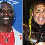 Akon neemt het op voor 6ix9ine en wil samenwerken
