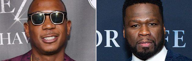 Ja Rule daagt 50 Cent uit voor Instagram battles