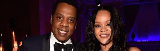 Jay-Z en Rihanna doneren 2 miljoen dollar voor coronacrisis