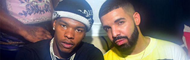 Lil Baby vergeet verse voor Drake's 'Toosie Slide'