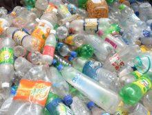 Statiegeld op kleine plastic flesjes