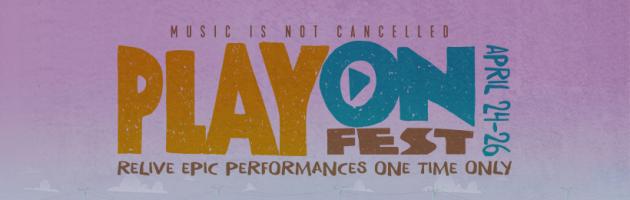 Online PlayOn Music Festival met Ava Max, Gucci Mane, Lil Uzi Vert en meer