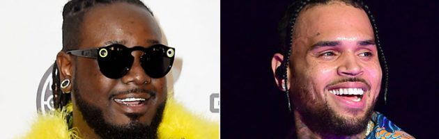 T-Pain en Chris Brown komen met 'Wake Up Dead'