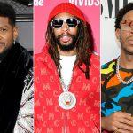 Usher, Lil Jon en Ludacris doen het weer