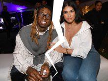 Lil Wayne en verloofde uit elkaar