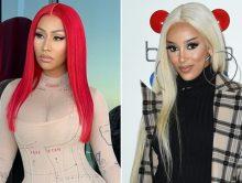 Doja Cat en Nicki Minaj droppen 'Say So' remix