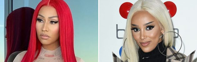 Doja Cat en Nicki Minaj droppen 'Say So' remix