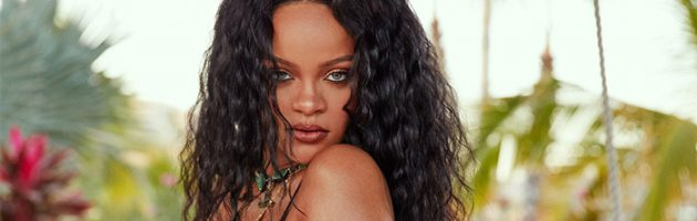 Rihanna deelt pikante foto's voor zomercollectie 2020