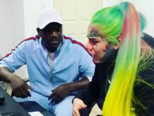 Akon en 6ix9ine komen met 'Locked Up 2'