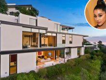 Ariana Grande koopt peperduur huis