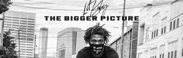 Lil Baby spreekt zich uit over racisme op 'The Bigger Picture'