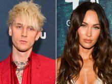 Machine Gun Kelly en Megan Fox zijn officieel een koppel