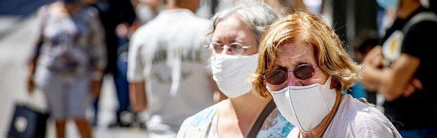 Amsterdam en Rotterdam gaan mondkapjes verplichten