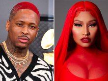 YG wil niet meer samenwerken met Nicki Minaj
