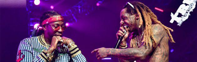 VIDEO: 2 Chainz dropt 'Money Maker' met Lil Wayne