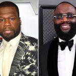 50 Cent verliest rechtszaak tegen Rick Ross