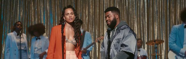 Alicia Keys brengt 'So Done' met Khalid