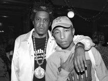 Pharrell en Jay-Z droppen 'Entrepeneur'
