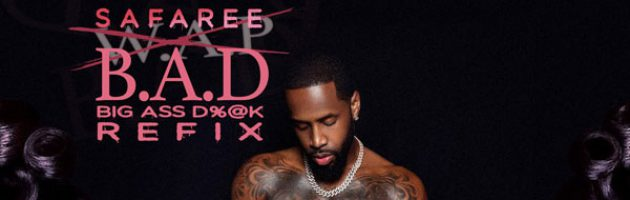 Safaree dropt remix voor Cardi B's 'WAP'