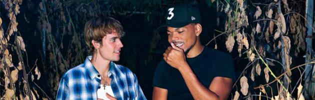 Justin Bieber brengt video 'Holy' met Chance The Rapper