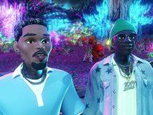 Chris Brown en Young Thug brengen clip voor 'Say You Love Me'