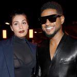 Usher en vriendin verwachten baby