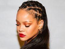 Rihanna gewond na ongeluk met scooter