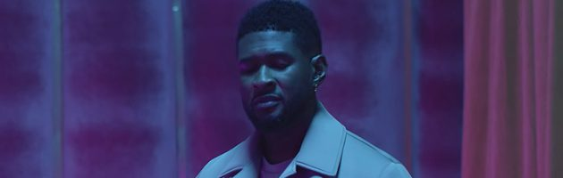 Usher komt met video voor 'Bad Habits'