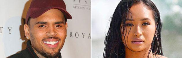 Chris Brown gespot met nieuwe vlam Gina Huynh