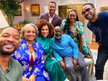 Will Smith showt trailer Fresh Prince of Bel-Air special
