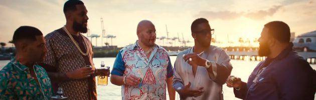 Rihanna op nieuwe single 'Sunshine' van Fat Joe