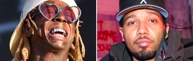 Lil Wayne en Juelz Santana bezig met nieuwe samenwerking