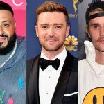 Justin Timberlake en Justin Bieber op nieuw album DJ Khaled