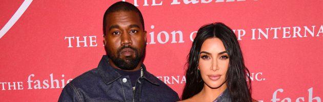 """Kanye West: """"Kim wilde niet scheiden"""""""