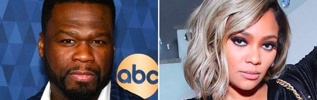 Strijd tussen 50 Cent en Teairra Mari om 40.000 dollar gaat door