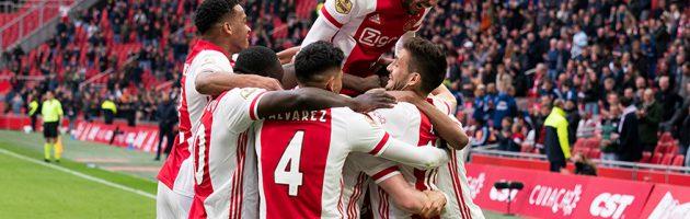 Eredivisie: Wordt Ajax vandaag Landskampioen?