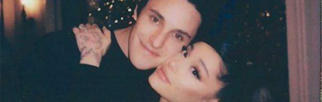 Ariana Grande in geheim getrouwd