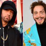 Samenwerking Eminem en Post Malone op komst?