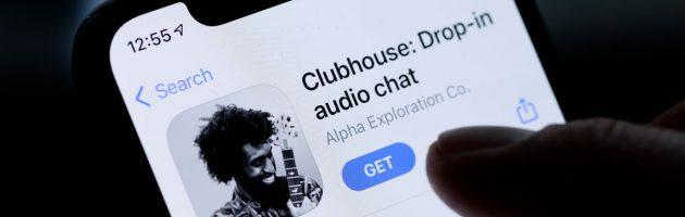 Aantal downloads Clubhouse app daalt