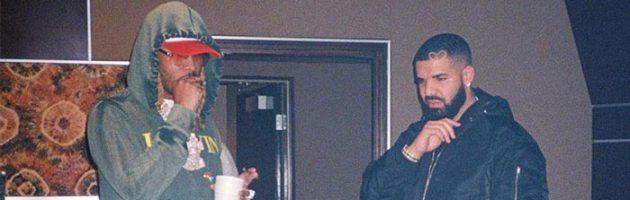 Nieuwe samenwerking Drake en Future op komst?