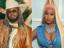 T-Pain teleurgesteld in Nicki Minaj na afwijzing