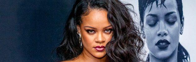 Politie naar Rihanna's huis om inbreker