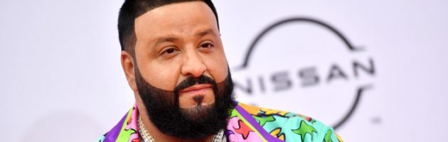 DJ Khaled en familie hadden coronavirus