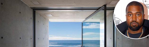 Kanye West koopt nieuw huis in Malibu