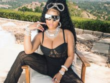 Nicki Minaj besmet met coronavirus