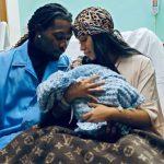 Cardi B en Offset voor tweede keer ouders