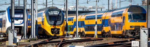 Treinverkeer weer opgestart na landelijke storing